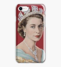 Queen Elizabeth II ~ Diamond Jubilee iPhone Case/Skin