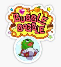 Bubble Bobblin Sticker
