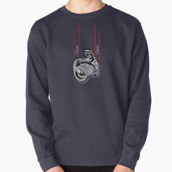 Canon DSLR Pullover Sweatshirt