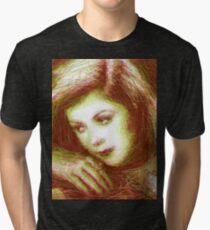 ScribbleKirsty Tri-blend T-Shirt