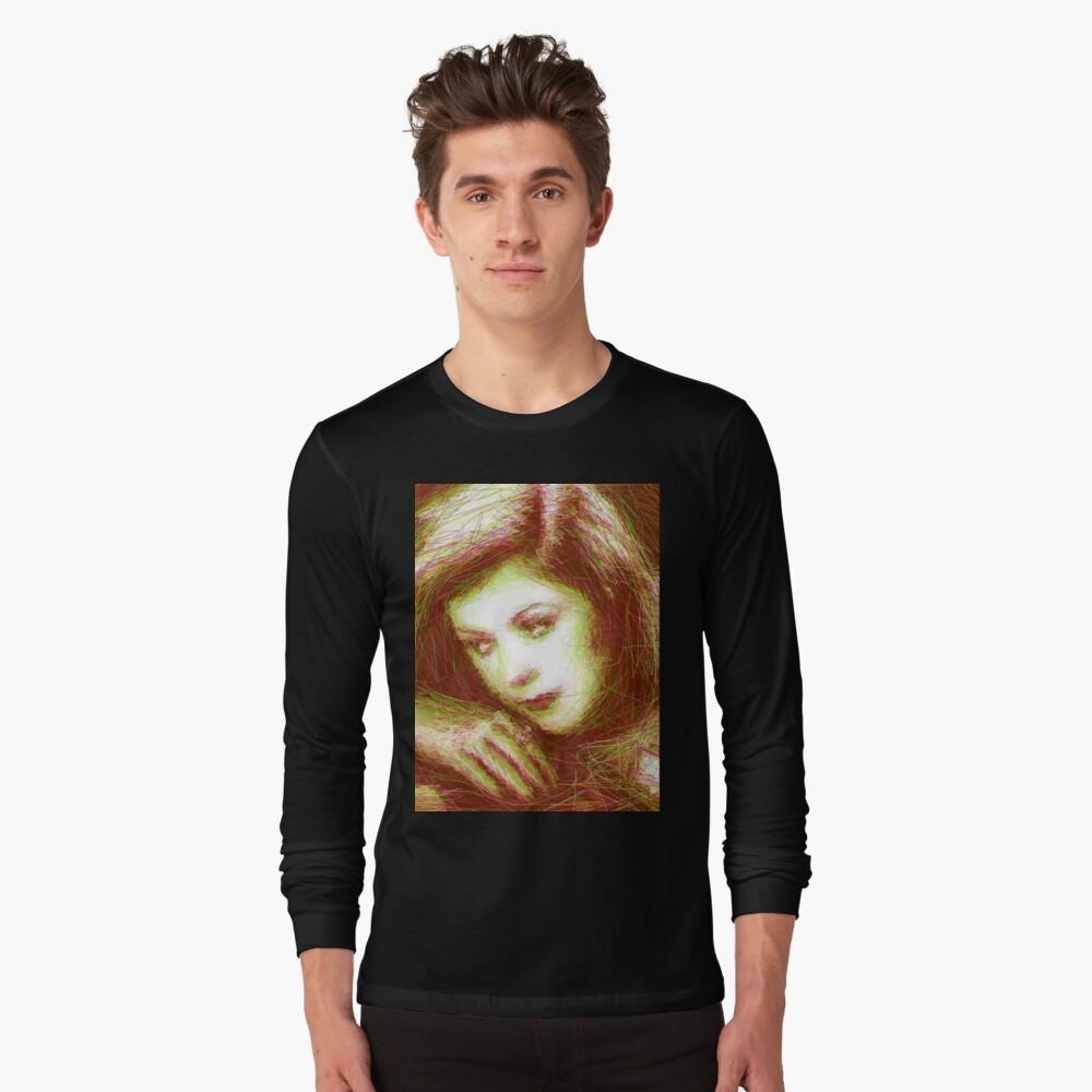 ScribbleKirsty Long Sleeve T-Shirt