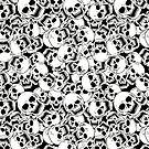 Skulls by JudithzzYuko