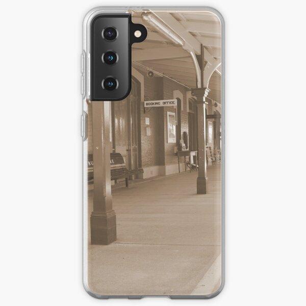 Bungendore Railway Station Samsung Galaxy Soft Case