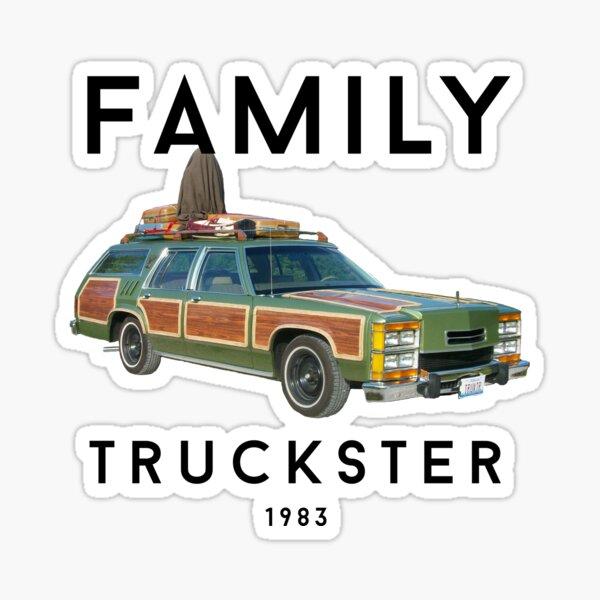 Family Truckster - 1983 Sticker