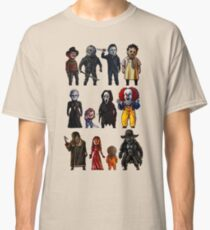 Icons of Horror Classic T-Shirt