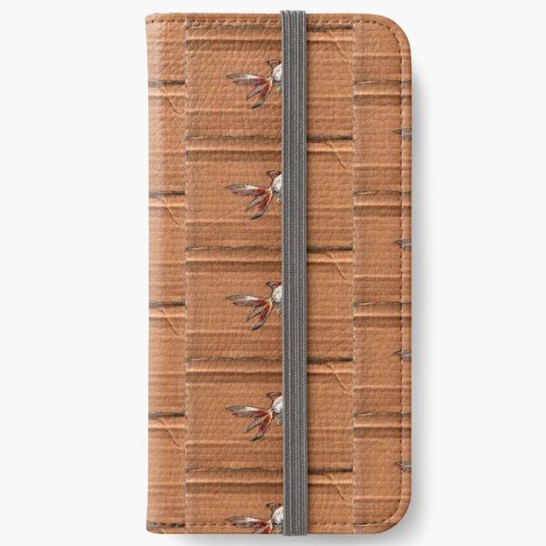 Brockelhurst #1 iPhone Wallet