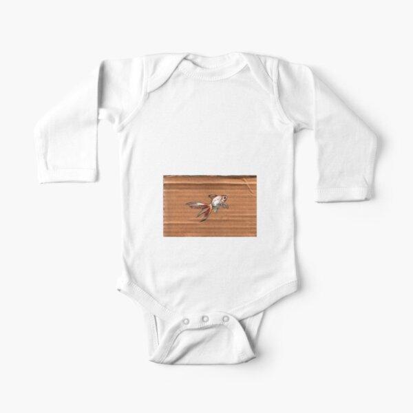 Brockelhurst #1 Long Sleeve Baby One-Piece