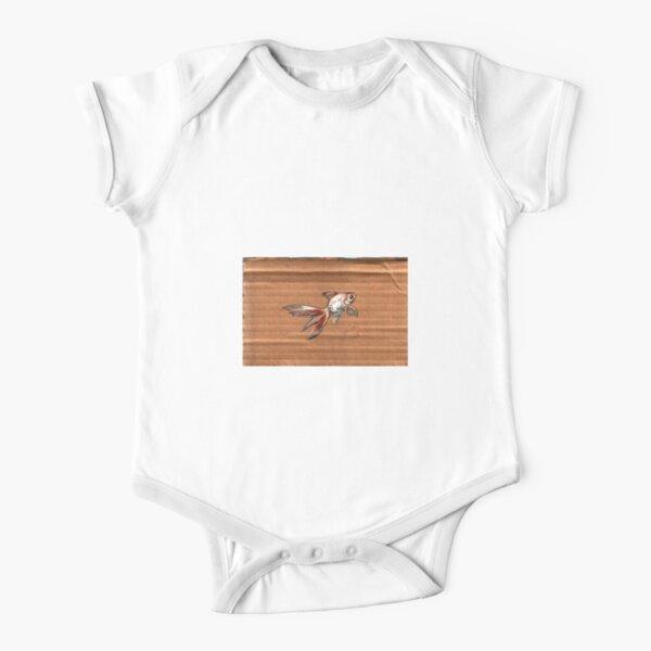 Brockelhurst #1 Short Sleeve Baby One-Piece