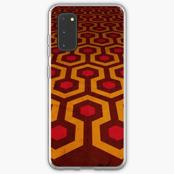 Overlook's Carpet Samsung Galaxy Soft Case