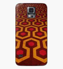 Overlook's Carpet Case/Skin for Samsung Galaxy