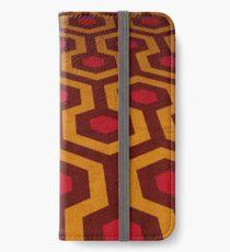 Overlook's Carpet iPhone Wallet/Case/Skin