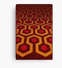 Overlook's Carpet Canvas Print