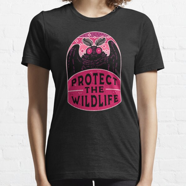 Protect the Wildlife (Mothman) Essential T-Shirt