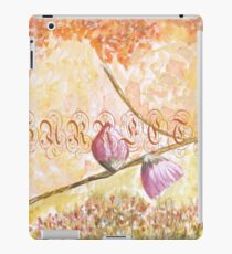 Easter time 2 iPad Case/Skin