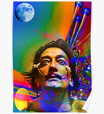 Dream of Salvador Dali Poster