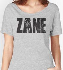 ZANE (Frank Zane Tribute) Women's Relaxed Fit T-Shirt