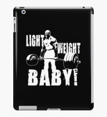 Light Weight Baby! (Ronnie Coleman) iPad Case/Skin