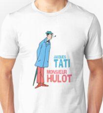 Jacques Tati - Monsieur Hulot Unisex T-Shirt