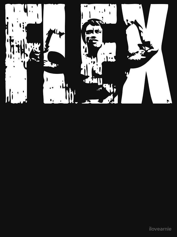 FLEX (Arnold Iconic) by ilovearnie