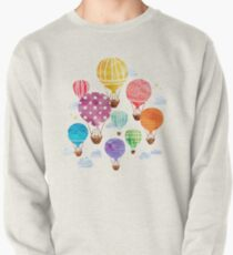 Hot Air Balloon Pullover