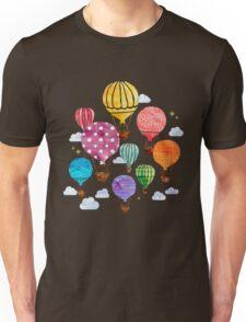 Hot Air Balloon Unisex T-Shirt