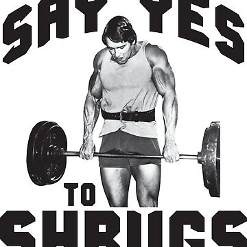 Say Yes To Shrugs by ilovearnie