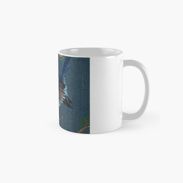 Little birdie blue Classic Mug
