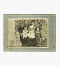 """""""Family Retro""""... prints and products Photographic Print"""