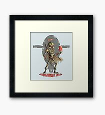 Strawberry Solo Framed Print