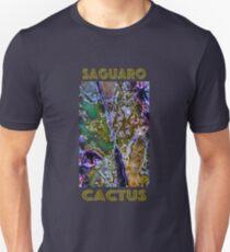 Saguaro Detail No. 9 Unisex T-Shirt