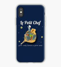 Le Petit Chef iPhone Case