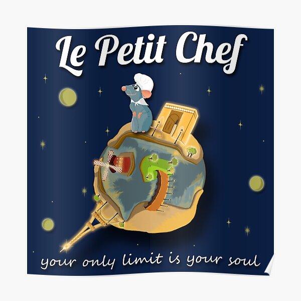 Le Petit Chef Poster