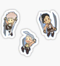 SnK Jean, Marco, Connie Sticker