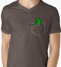 Pocket Dat Boi T-Shirt Men's V-Neck T-Shirt