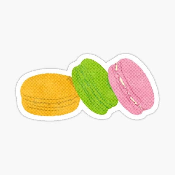 Macaron is love Sticker