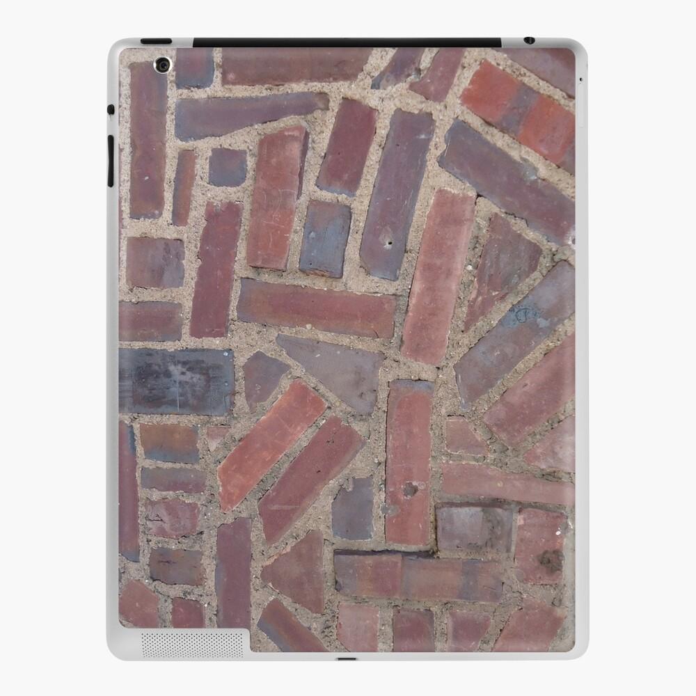 Surfaces, brick, wall, unstandard, pattern iPad Case & Skin