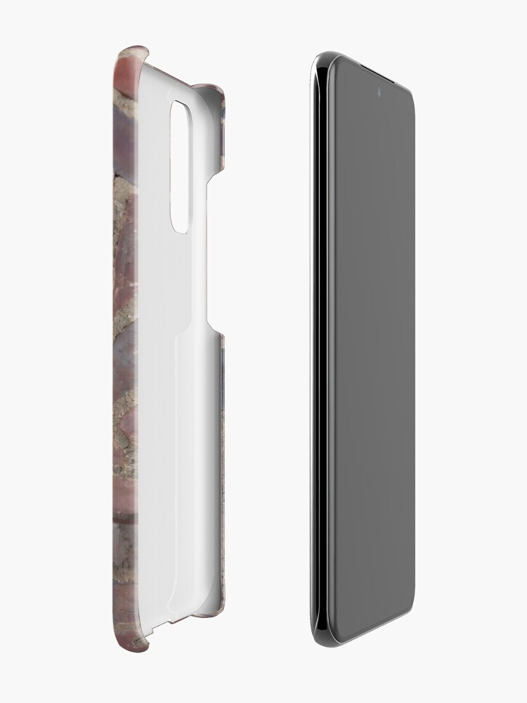 Alternate view of Surfaces, brick, wall, unstandard, pattern Case & Skin for Samsung Galaxy