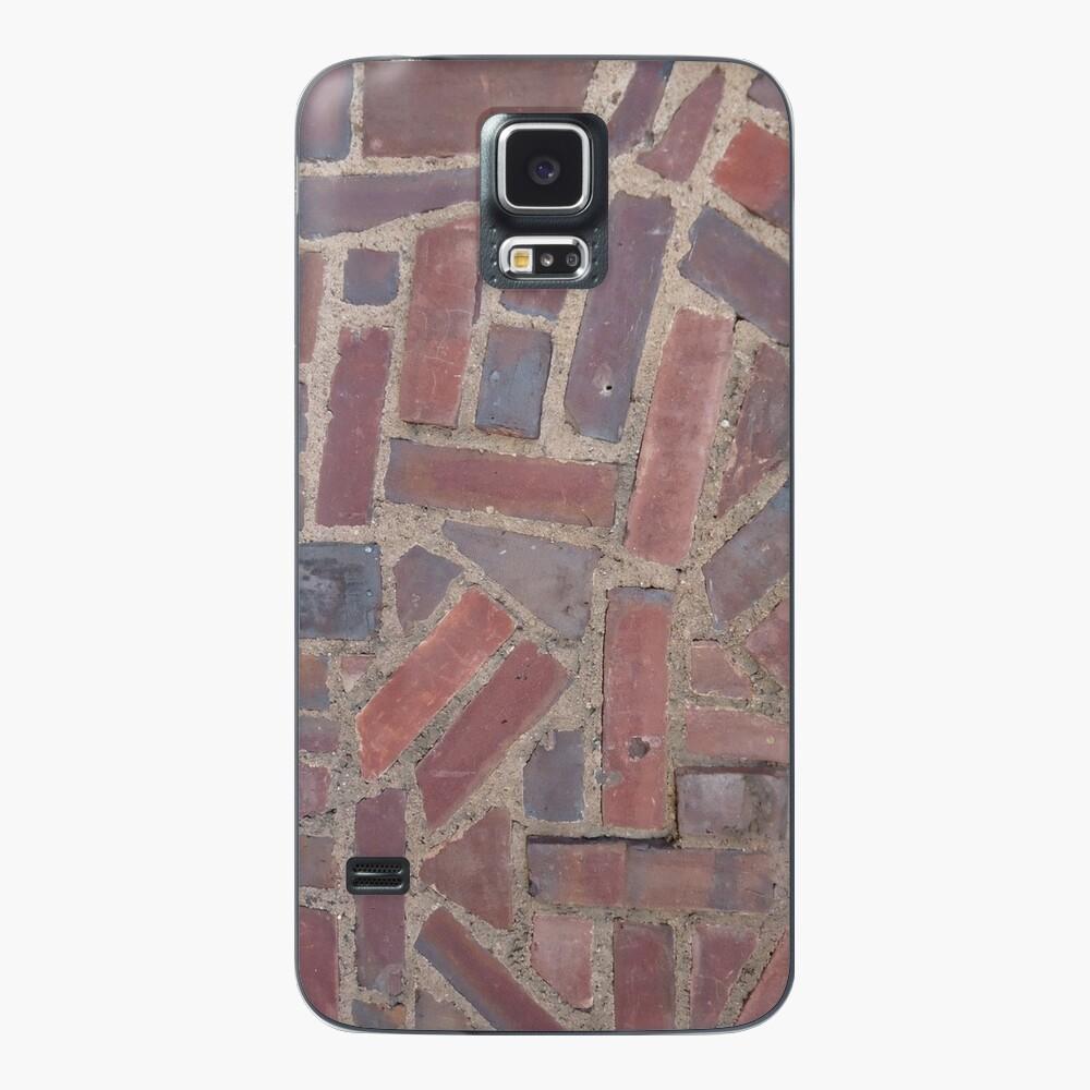 Surfaces, brick, wall, unstandard, pattern Case & Skin for Samsung Galaxy