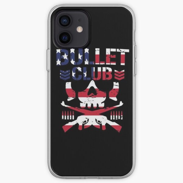 Bullet Club iPhone cases & covers | Redbubble
