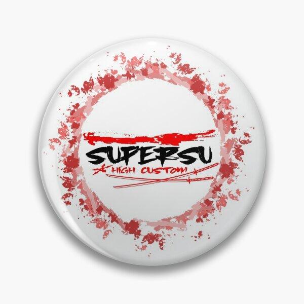 SUPERSU SAMURAI S Pin
