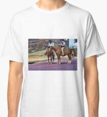 Cattle Drive 1 Classic T-Shirt
