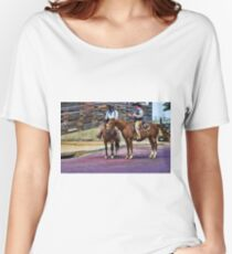 Cattle Drive 1 Women's Relaxed Fit T-Shirt