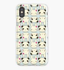Bunnies and Pandas iPhone Case/Skin