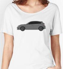 Subaru WRX Hatchback  Women's Relaxed Fit T-Shirt