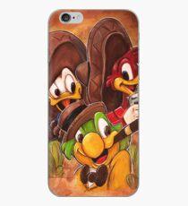Happy Chappies iPhone Case