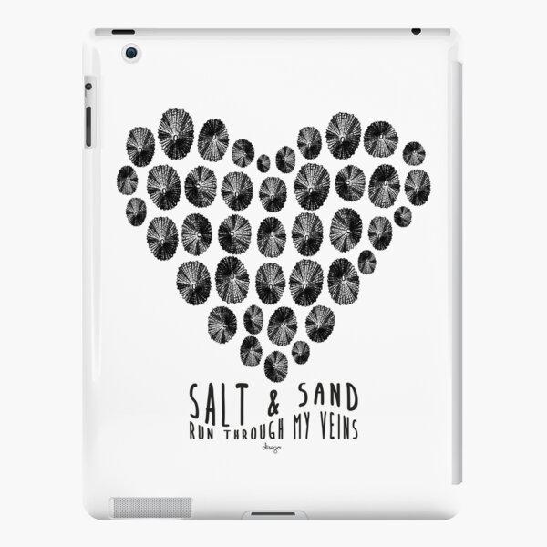 Salt and Sand design iPad Snap Case