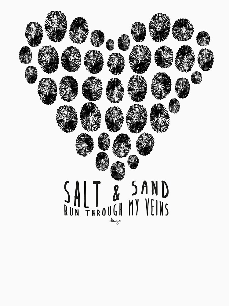Salt and Sand design by disego