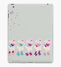 Pink Peng iPad Case/Skin