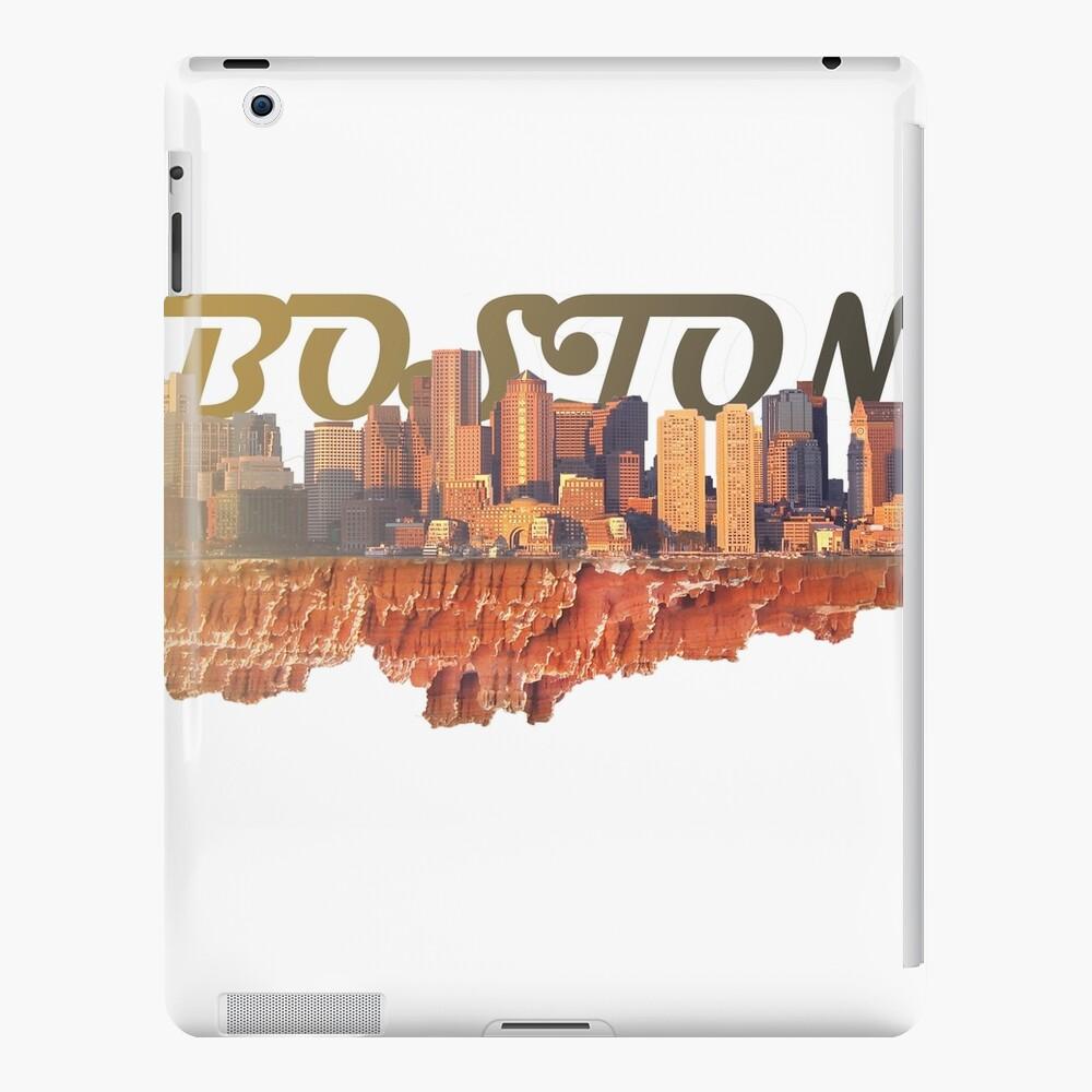 Boston On a Ledge iPad Case & Skin