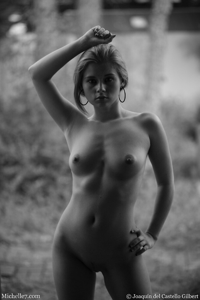 Janna Nude by Joaquín del Castello Gilbert